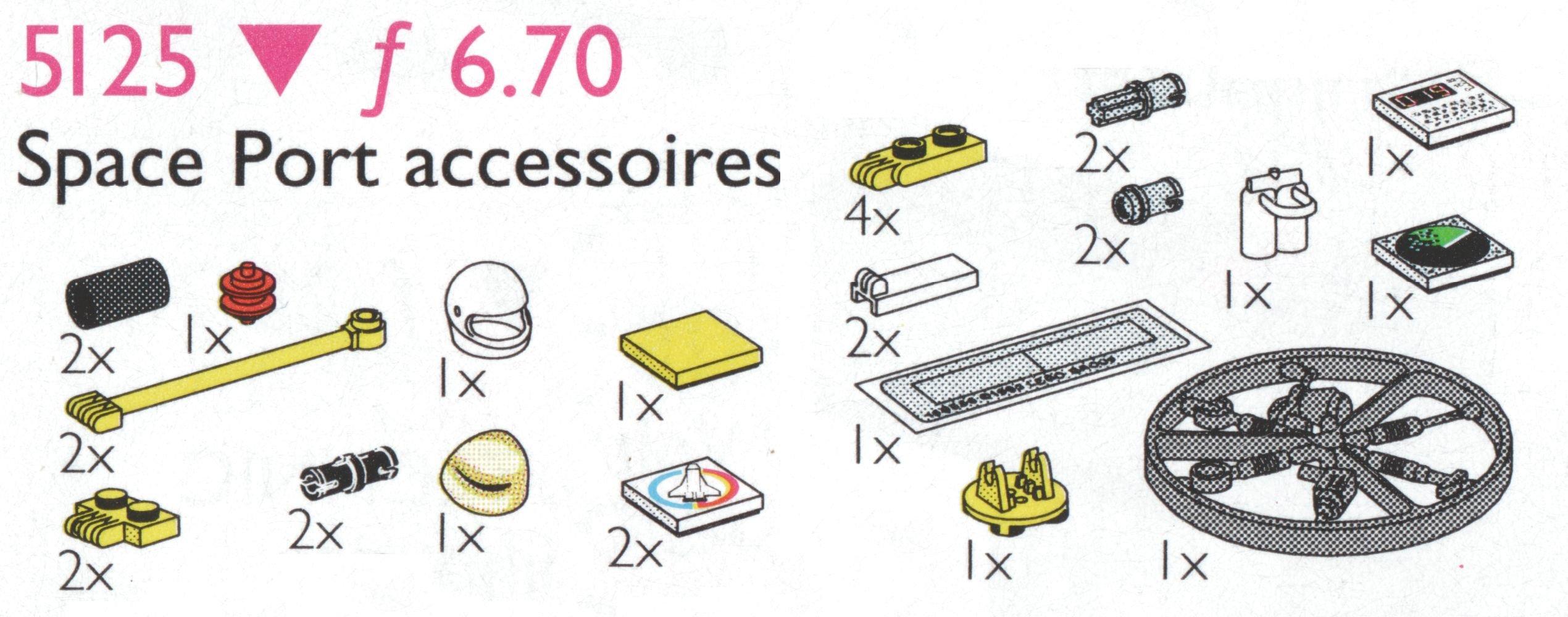 Spaceport Accessories