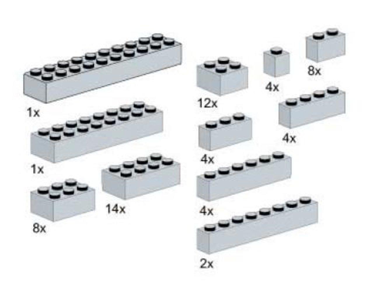 Bricks, Gray