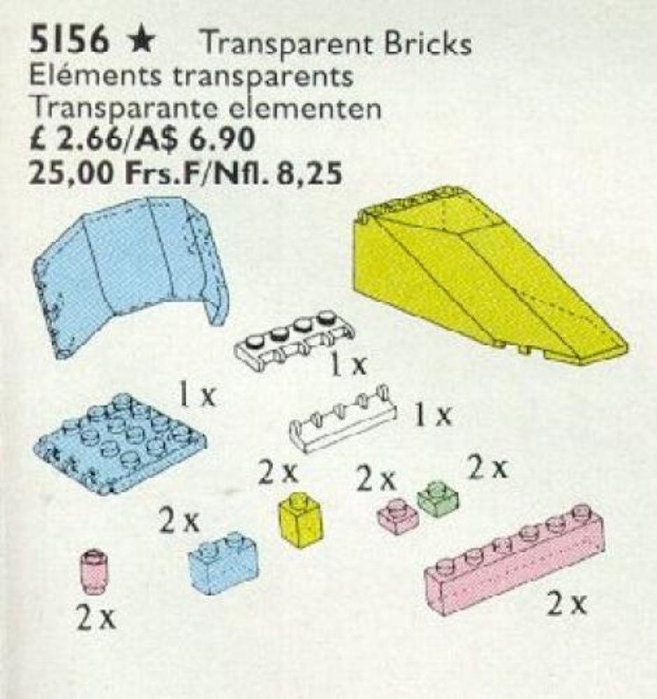 Transparent Bricks