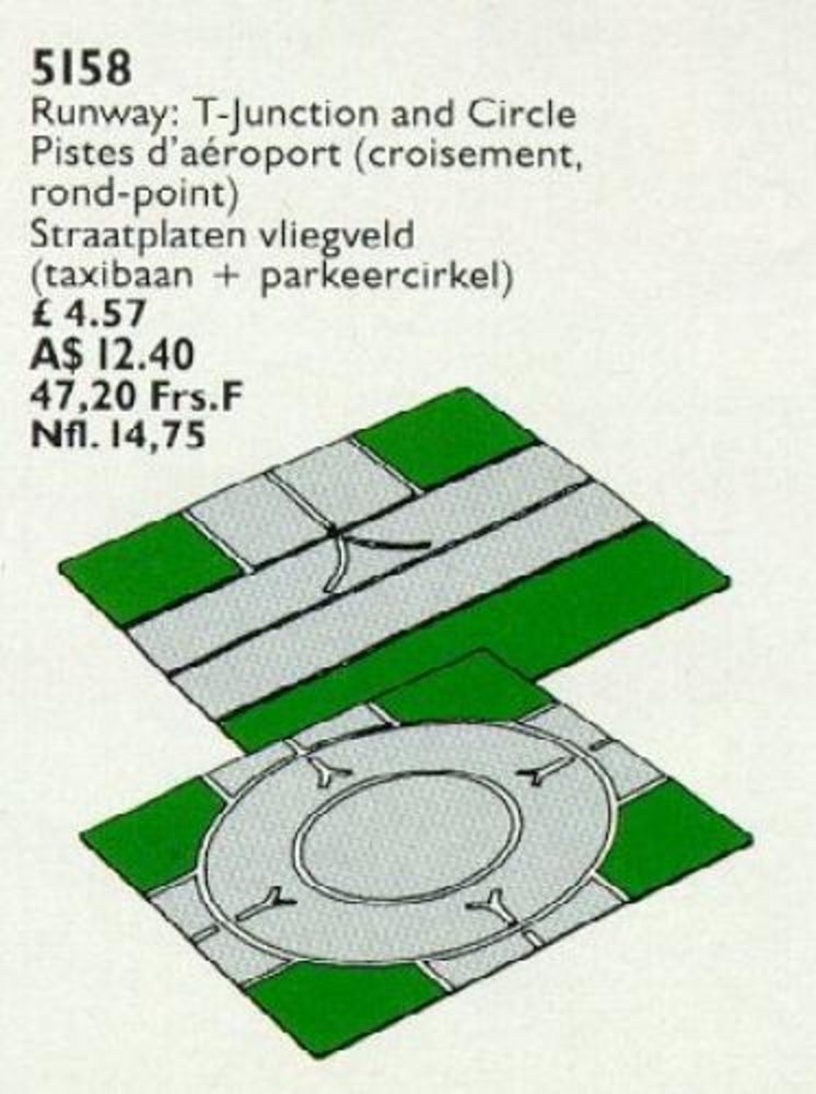 T-Junction, Circle Plates