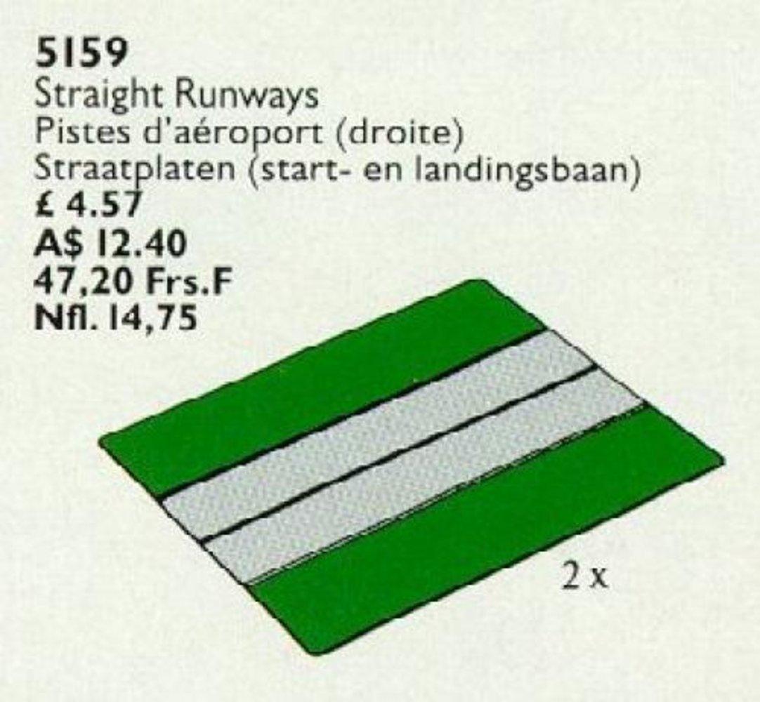 Straight Runways