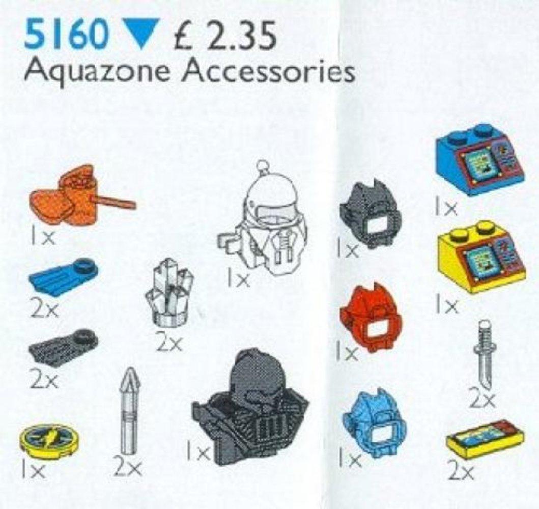 Aquazone Accessories