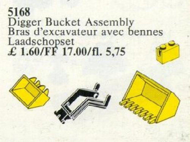 Digger Bucket Assembly