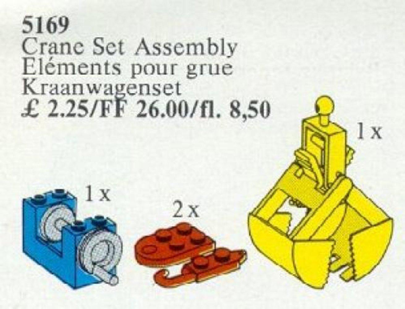 Crane Set Assembly