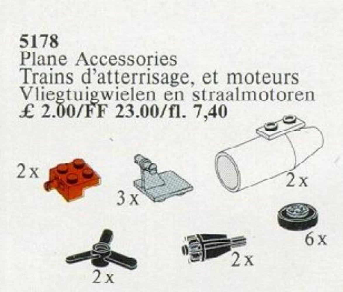 Plane Accessories