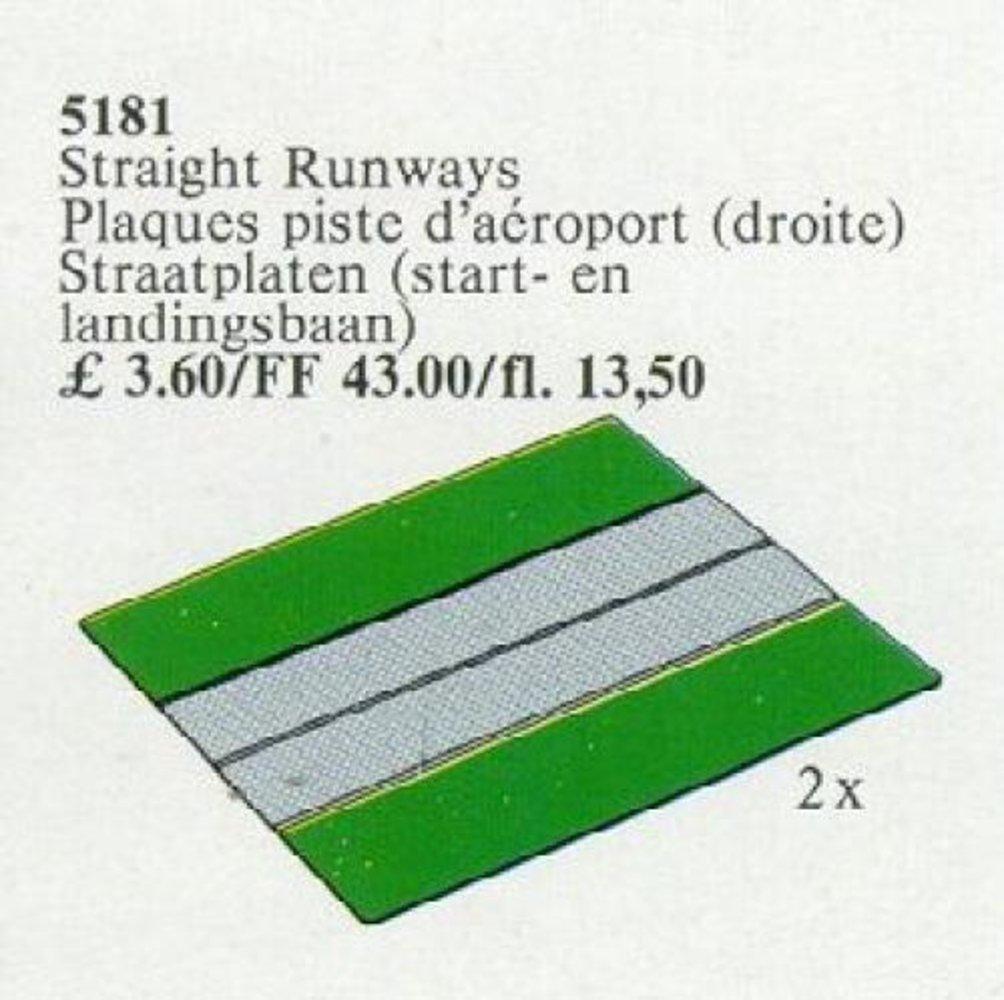 Runways, Straight (Airport)