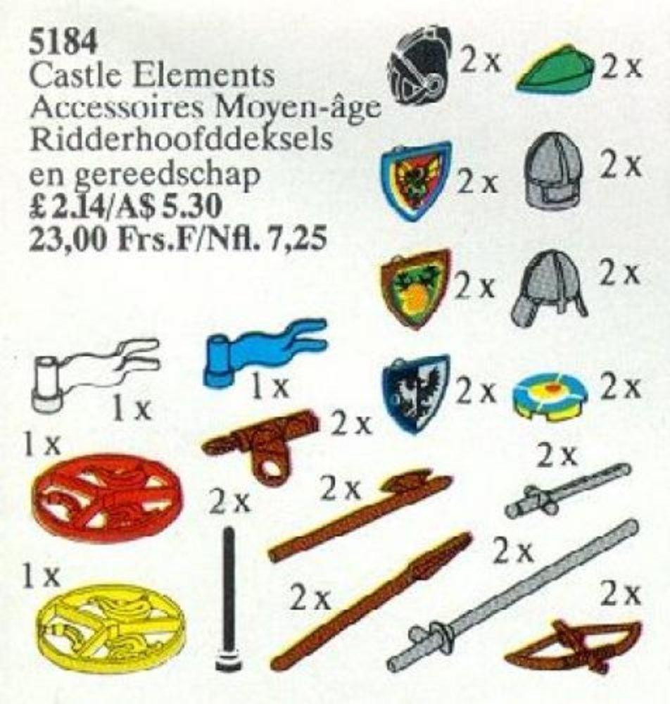 Castle Equipment