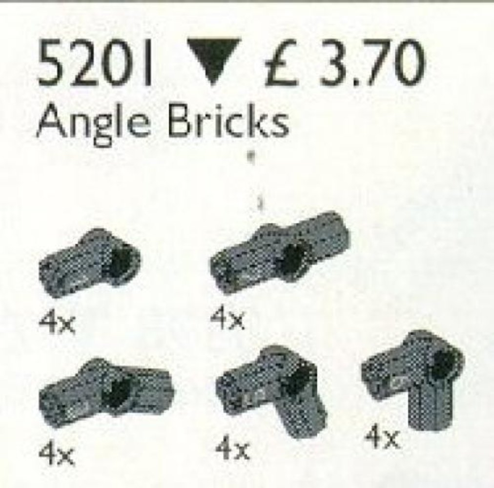 Angle Pieces