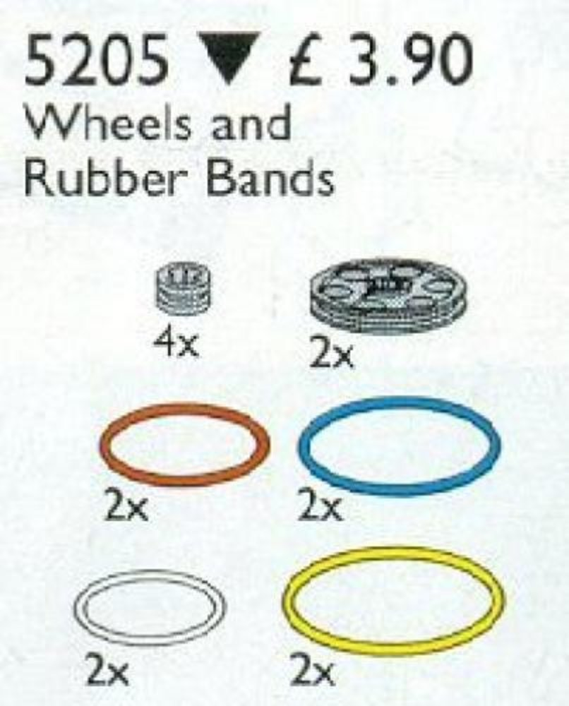 Pulleys and Rubber Belts