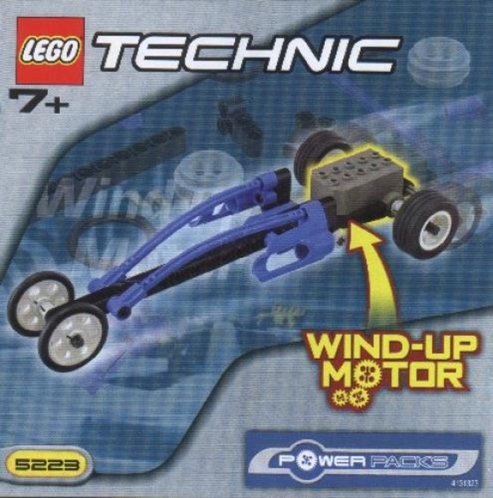 Wind-up Motor