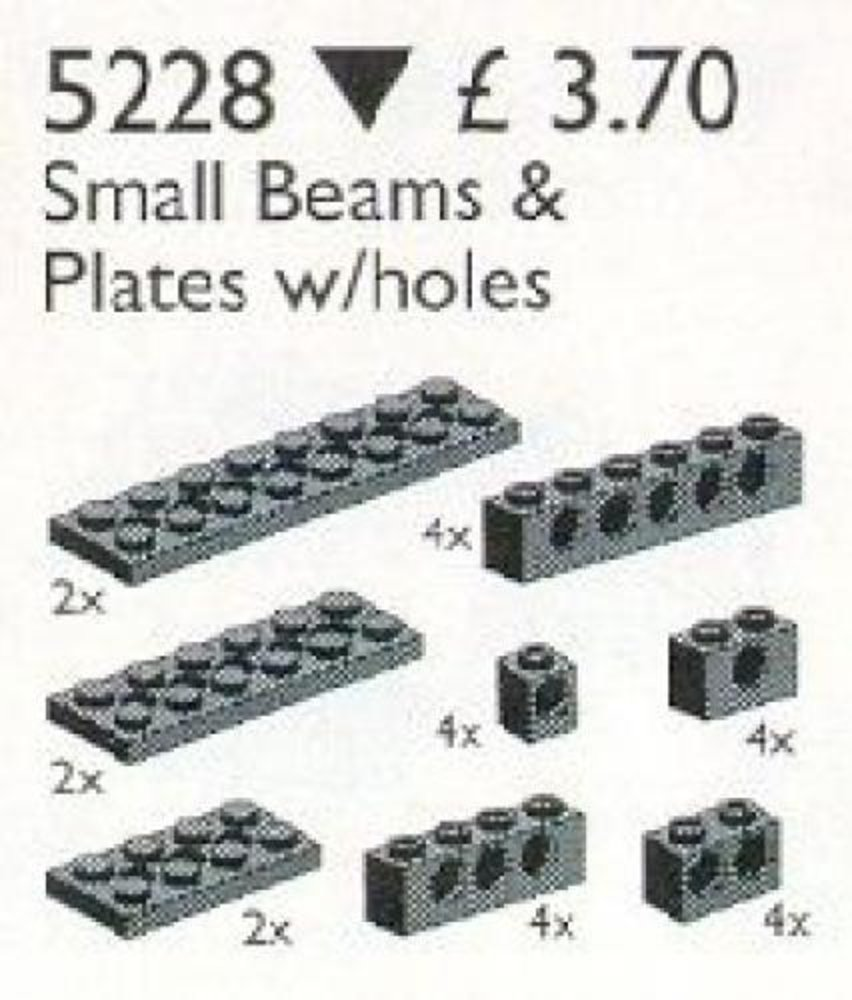 Small Beams and Plates