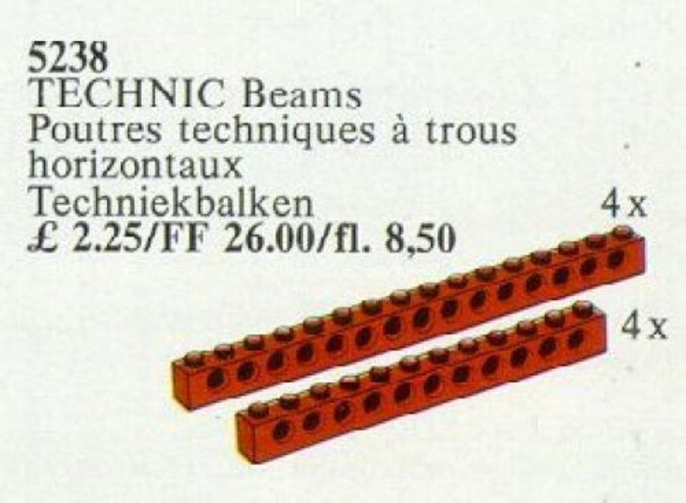 TECHNIC Beams {red}