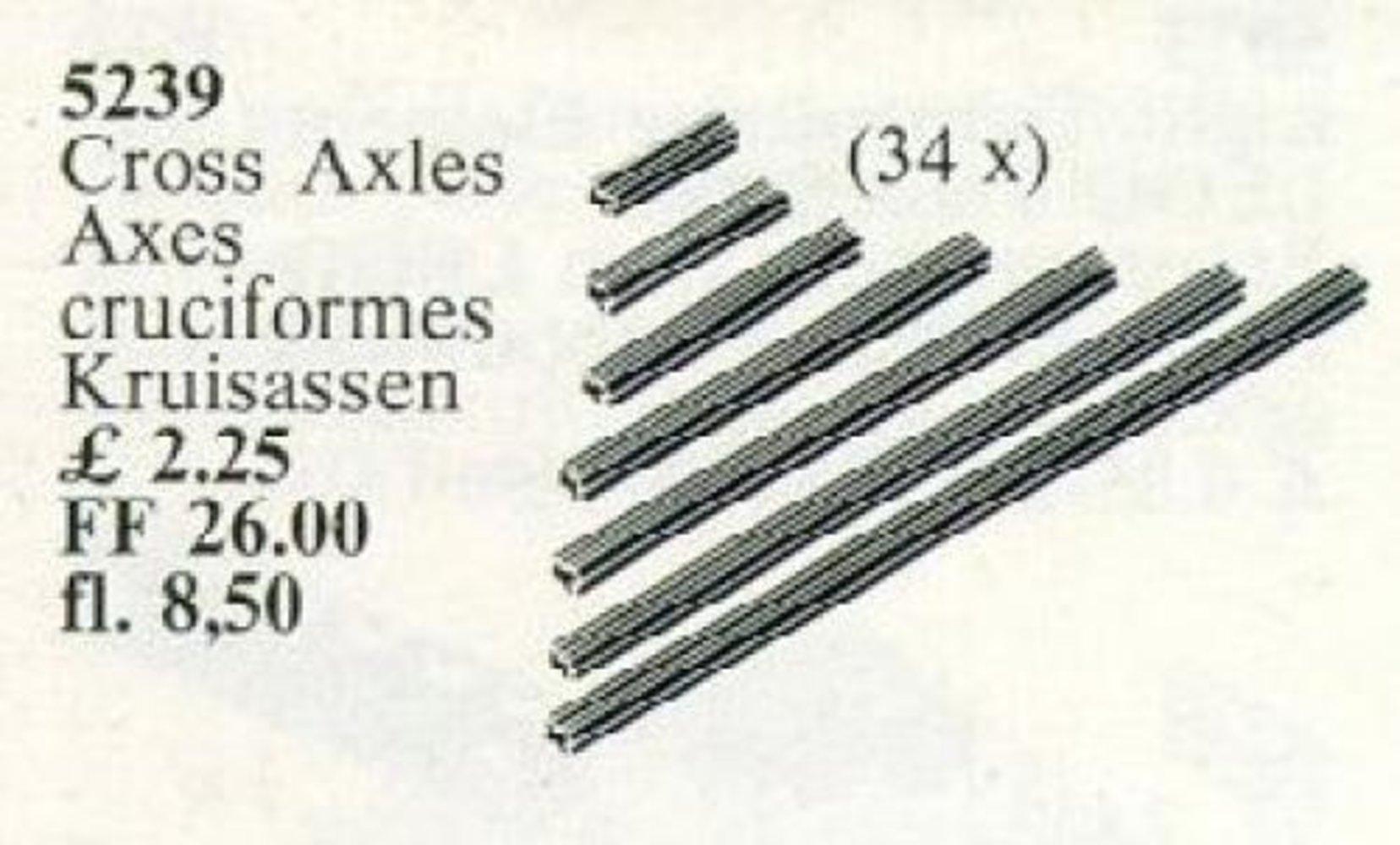 Cross Axles