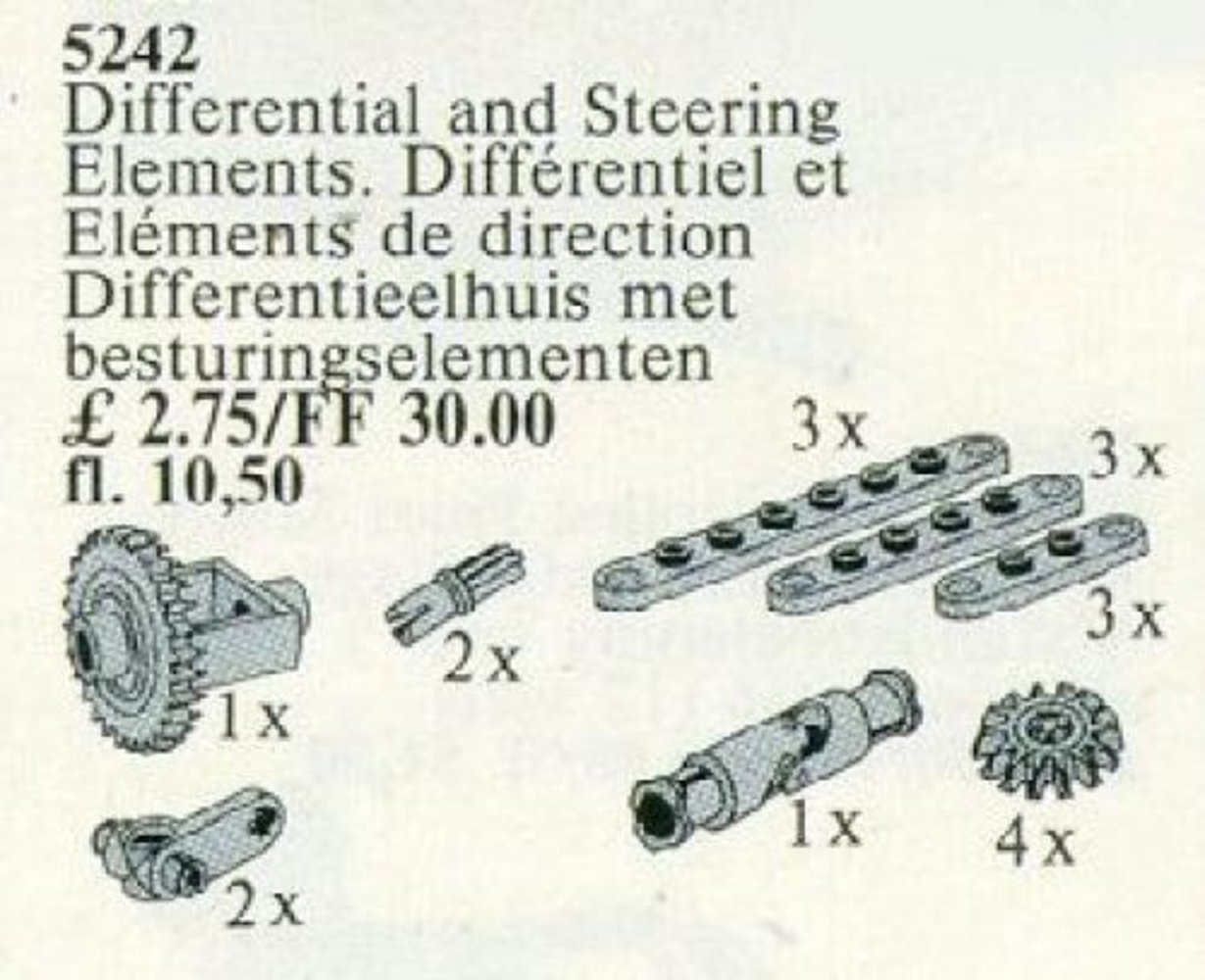 Differential Gear Housing