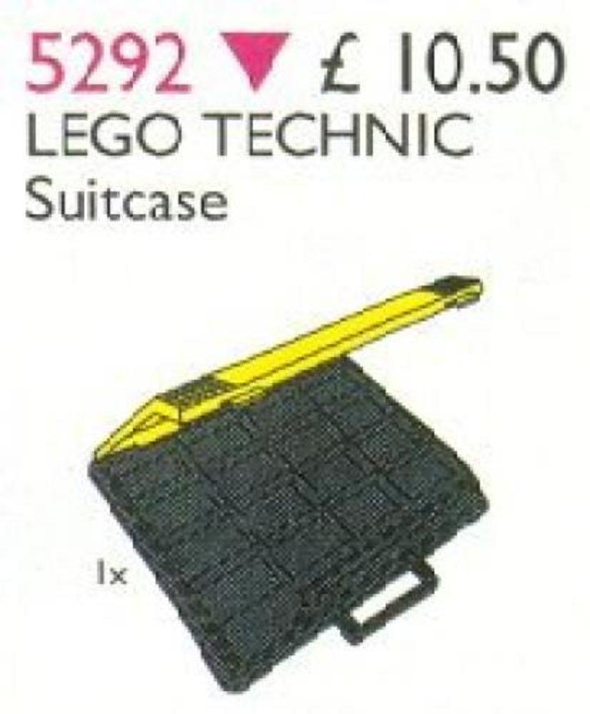 LEGO TECHNIC Storage Case