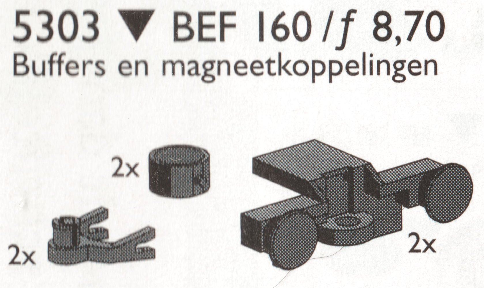 Buffers, Magnets & Couplers