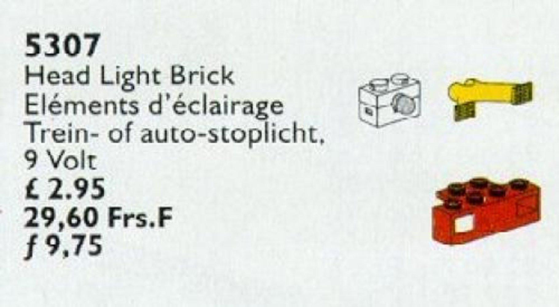 Head Light Brick