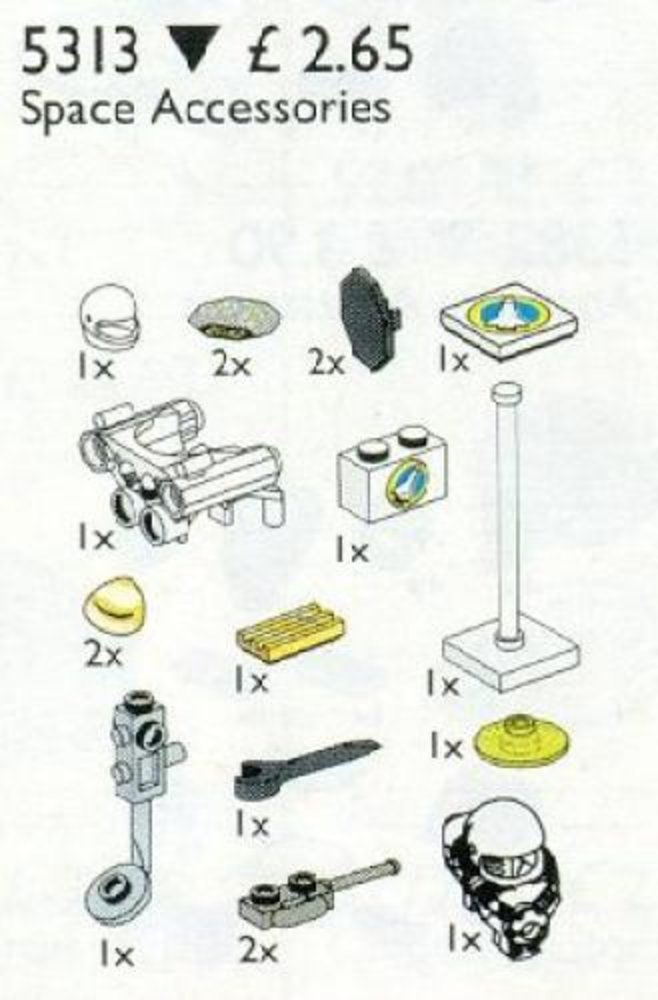 Space Port Accessories