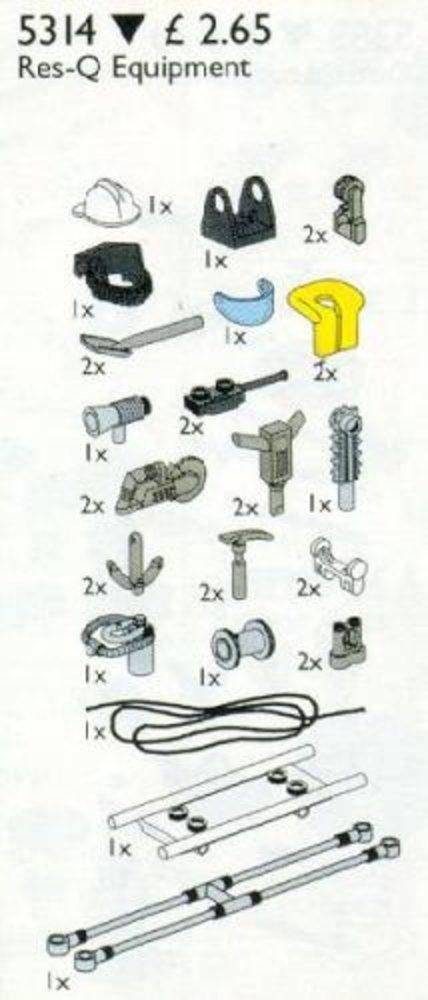 RES-Q Equipment (Tools)