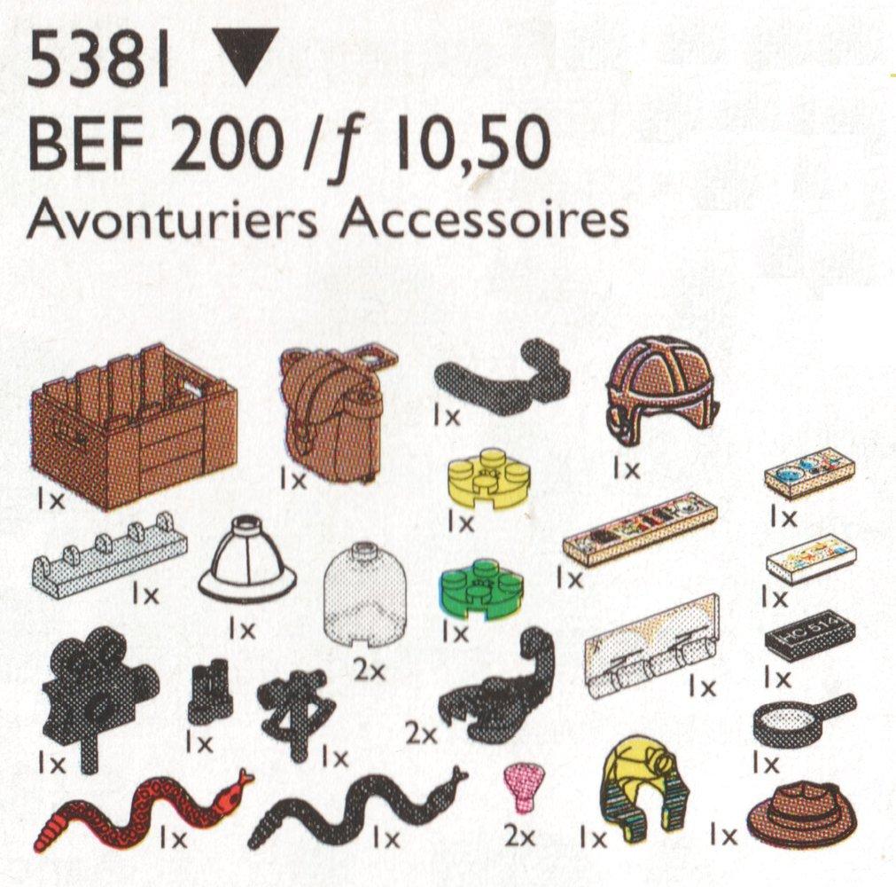 Adventurer's Accessories