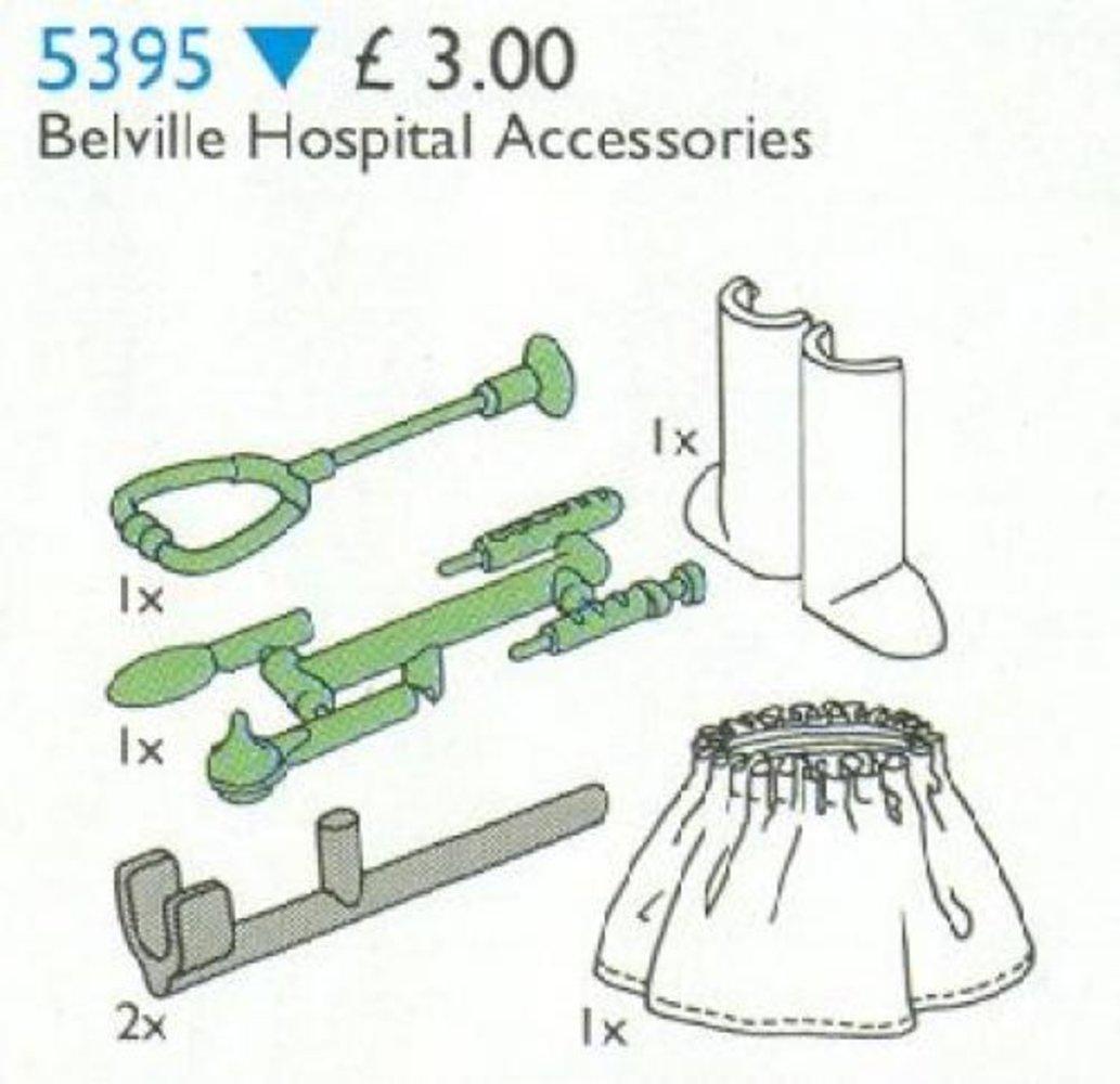Belville Hospital Accessories