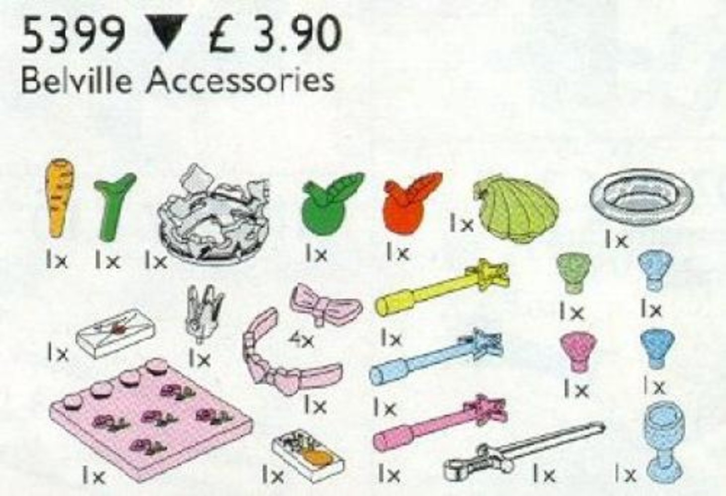Fairy Tale Accessories