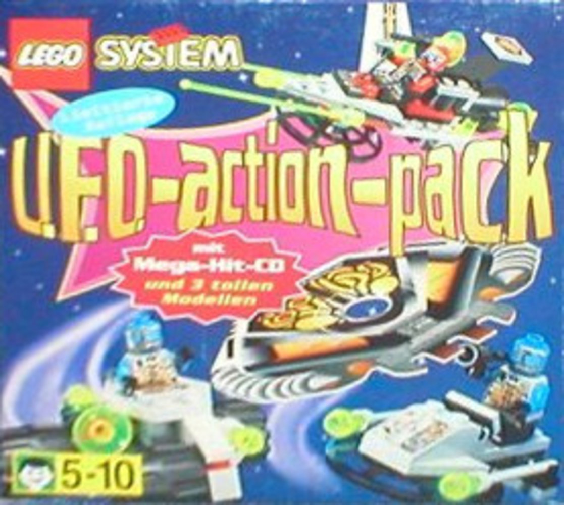 UFO Action Pack