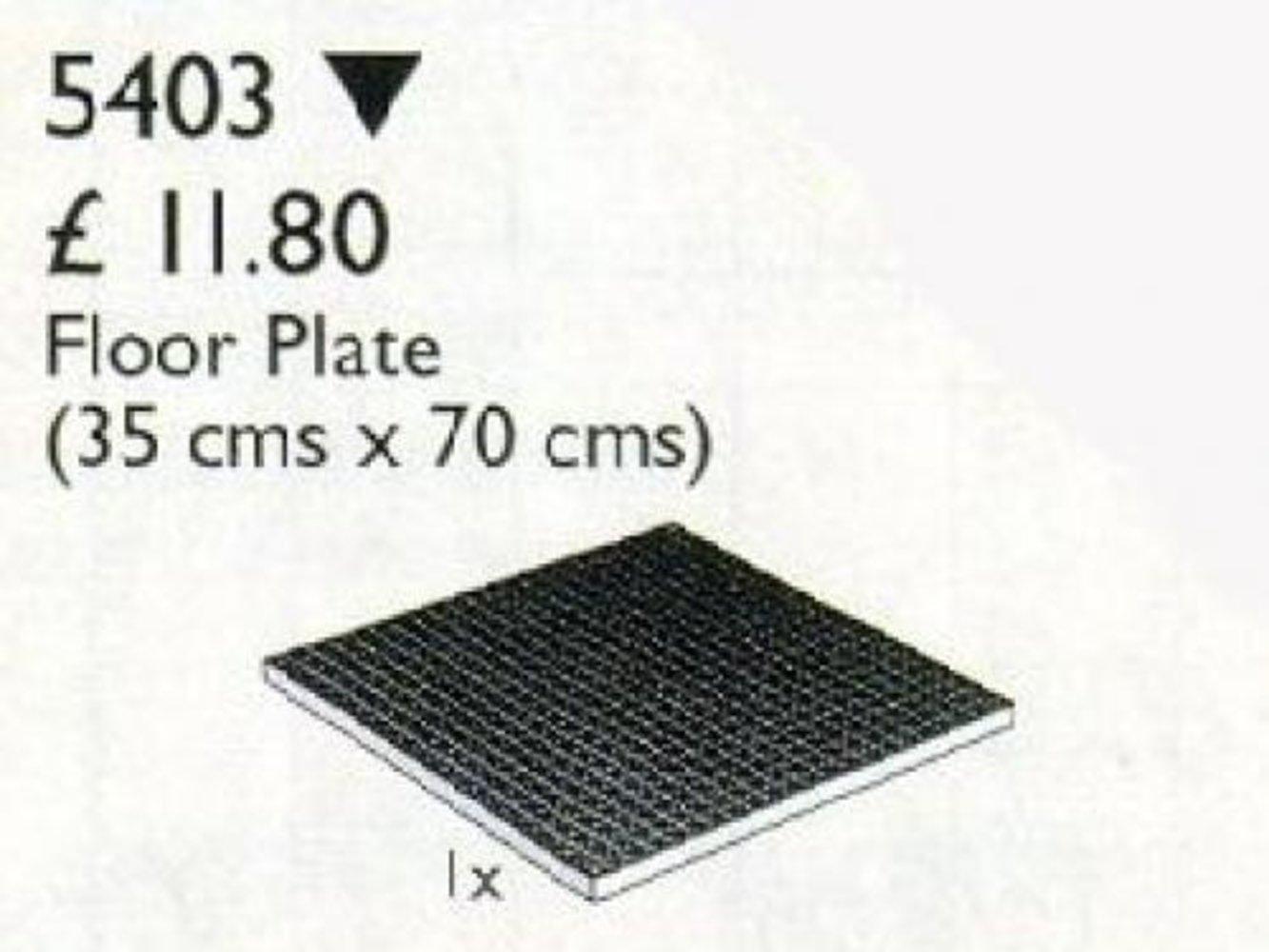 Floor Plate 1/1