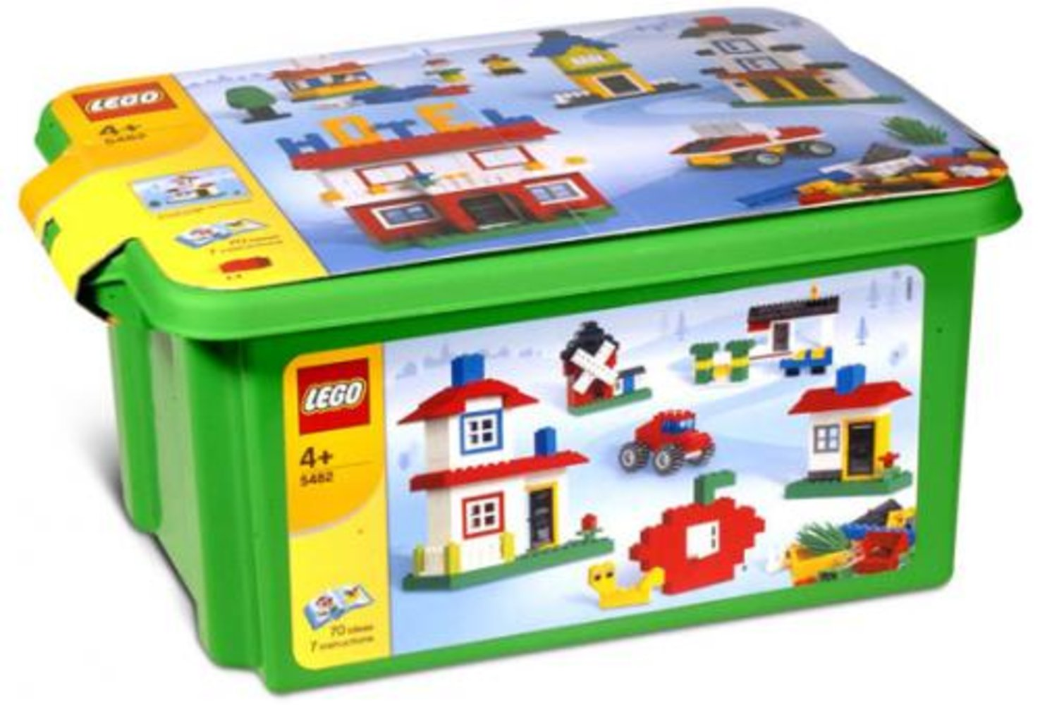 Ultimate LEGO House Building Set