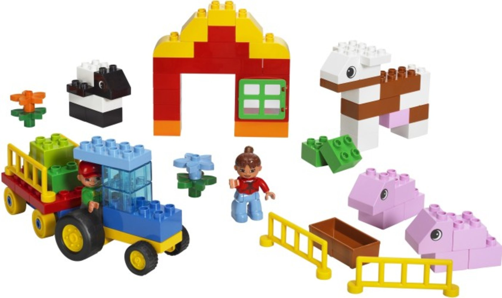 Farm Building Set