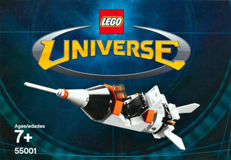 LEGO Universe Rocket