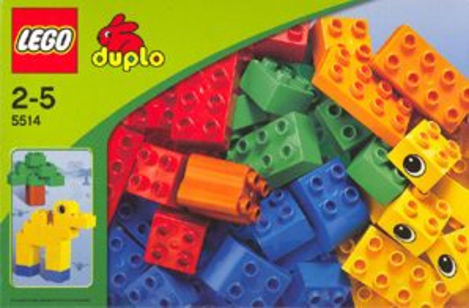 Fun Building with Lego Duplo