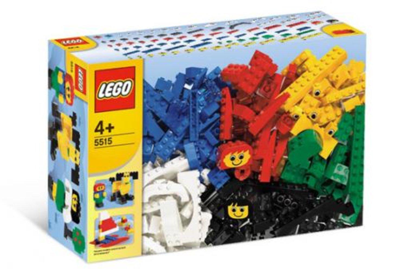 Fun Building with LEGO Bricks