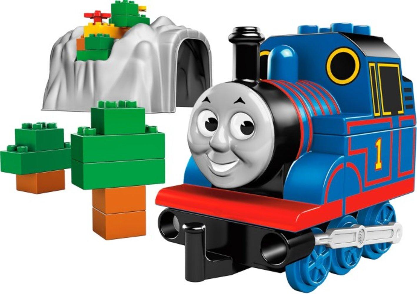 Thomas at Morgan's Mine