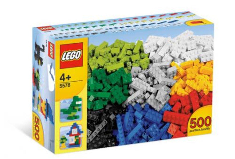 Basic Bricks -- Large