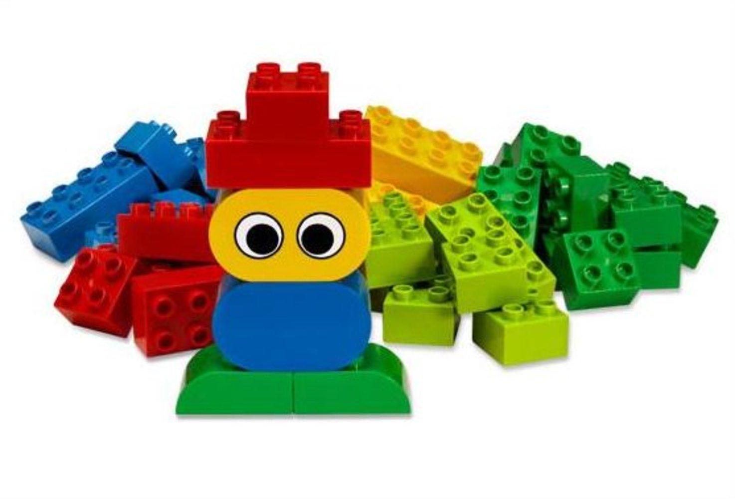 Basic Bricks with Fun Figures