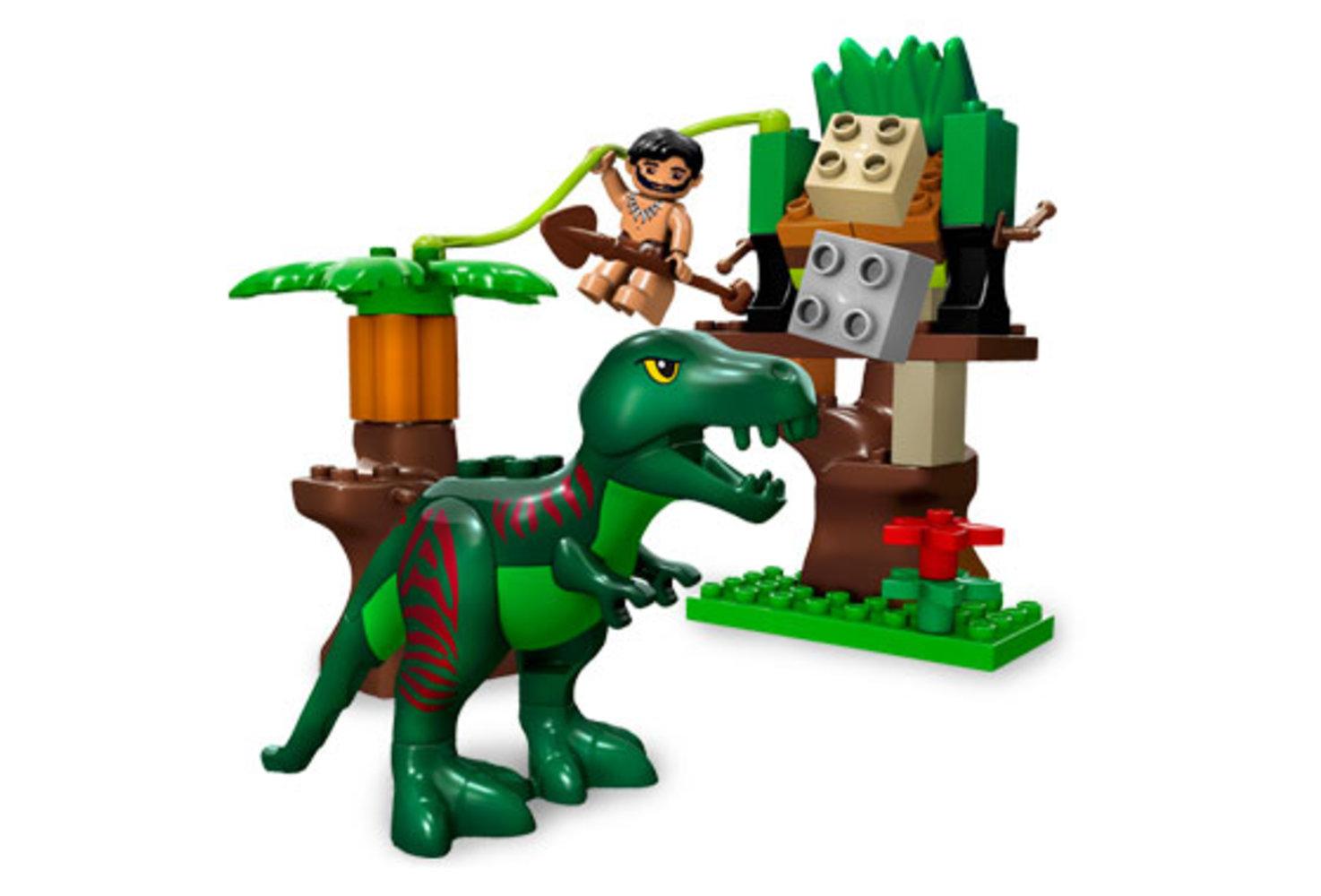 Dino Trap