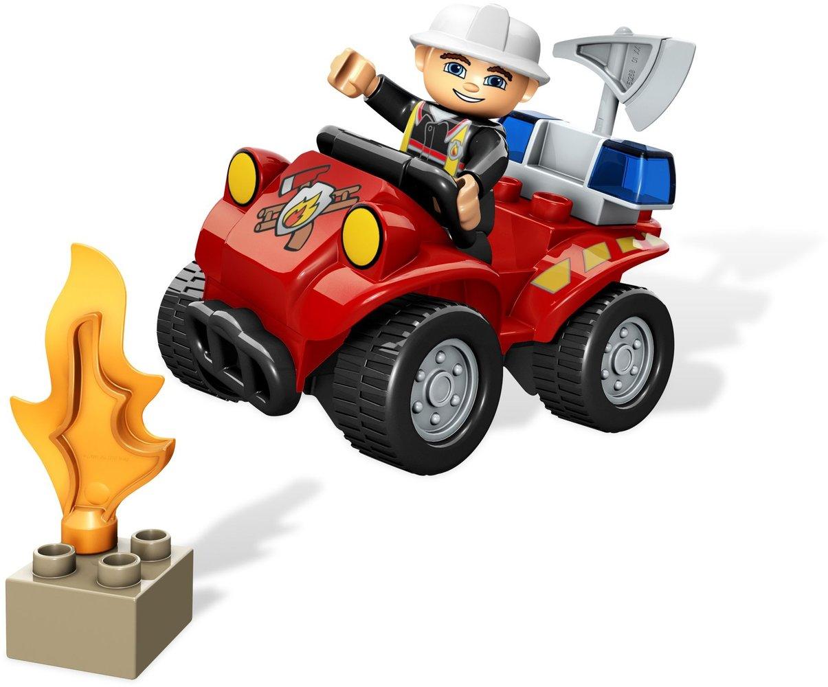 Fire Chief (Fire Car)