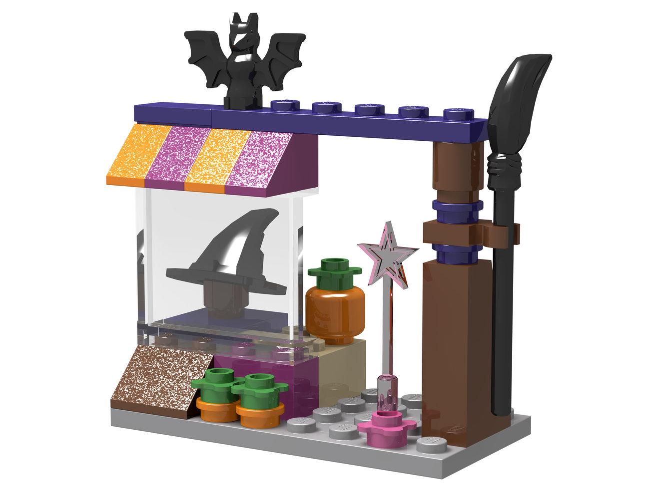 Halloween Toy Shop