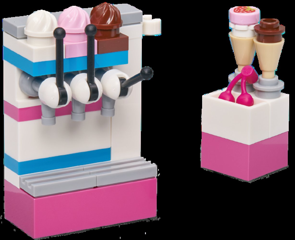 Olivia's Ice Cream Machine
