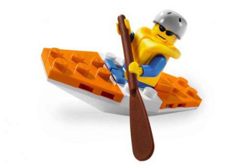 Coast Guard Kayak