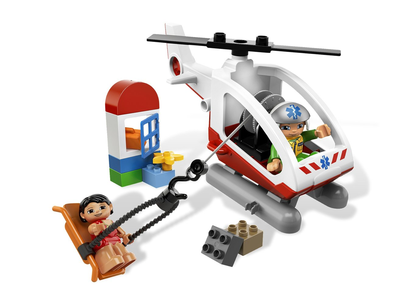 Emergency Helicopter