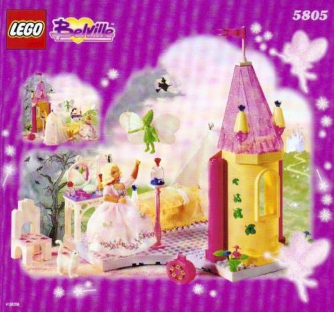 Princess Rosaline's Room