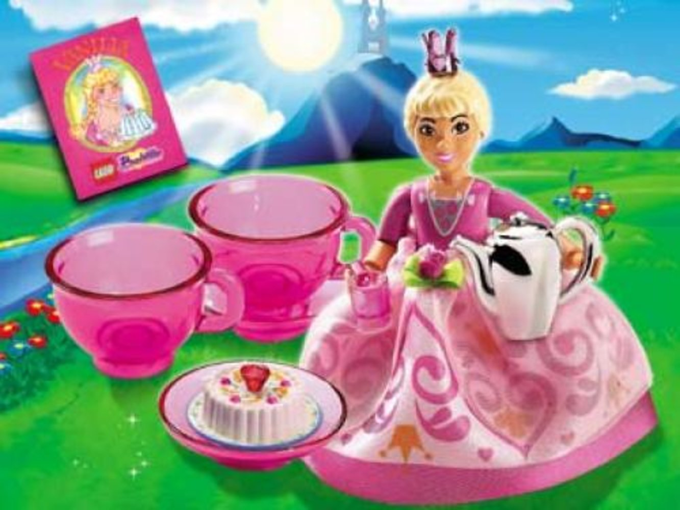 Vanilla's Magic Tea Party