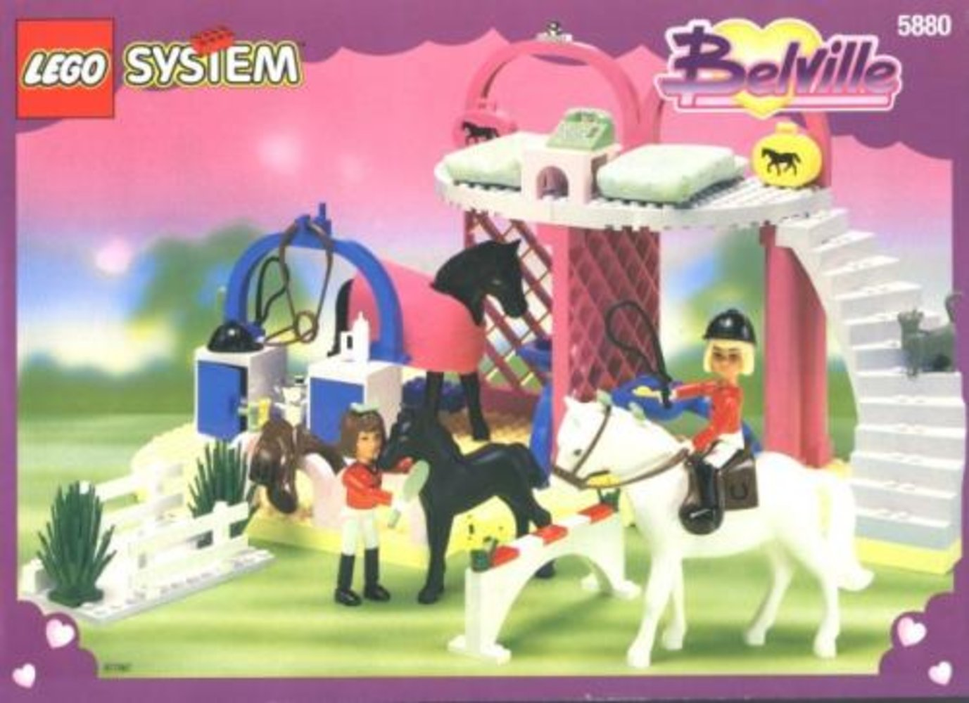 Prize Pony Stables