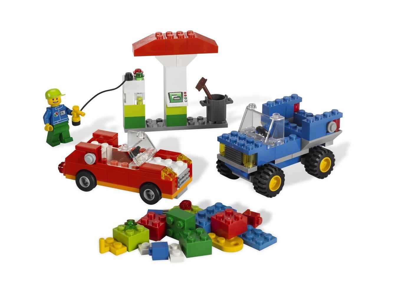 Car Building Set