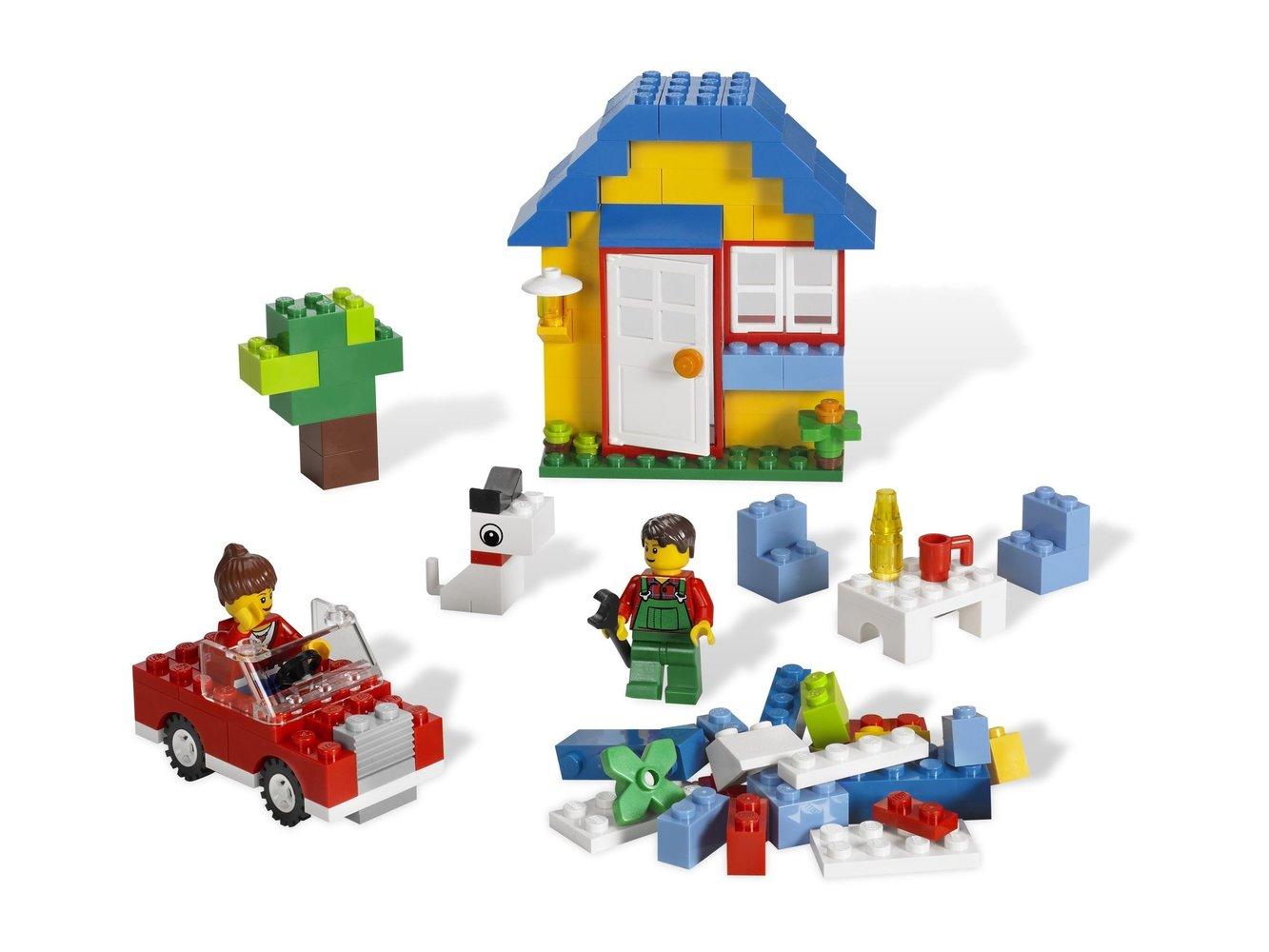 House Building Set
