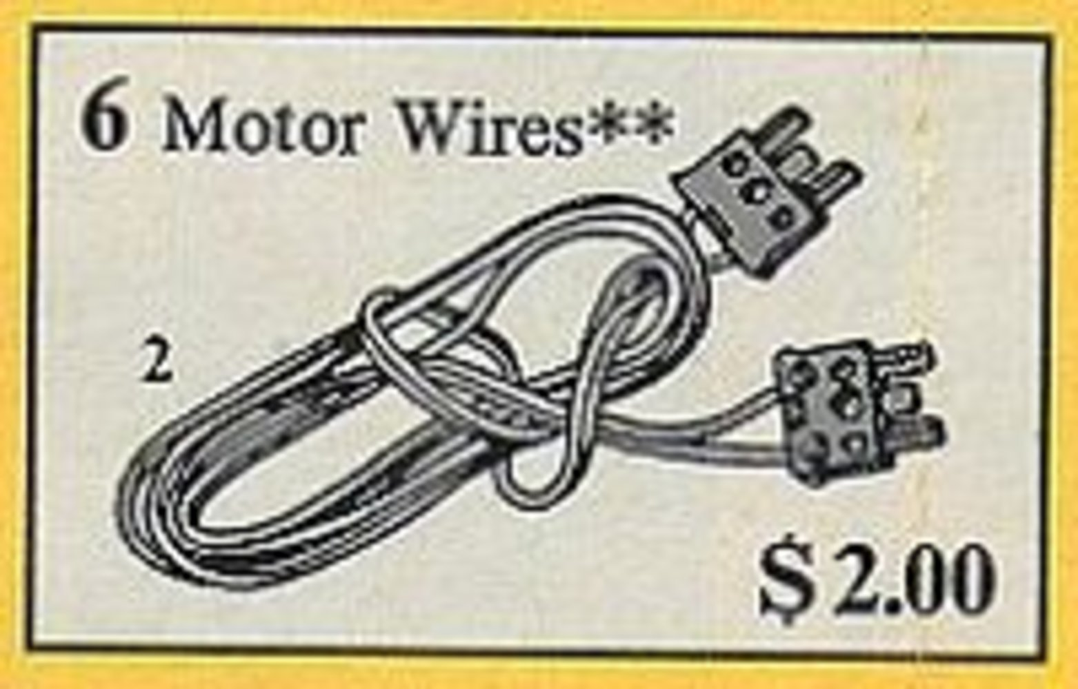 Motor Wires