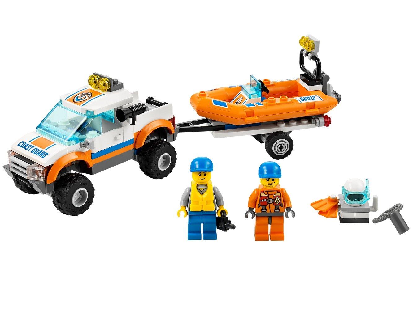 Coast Guard 4 x 4