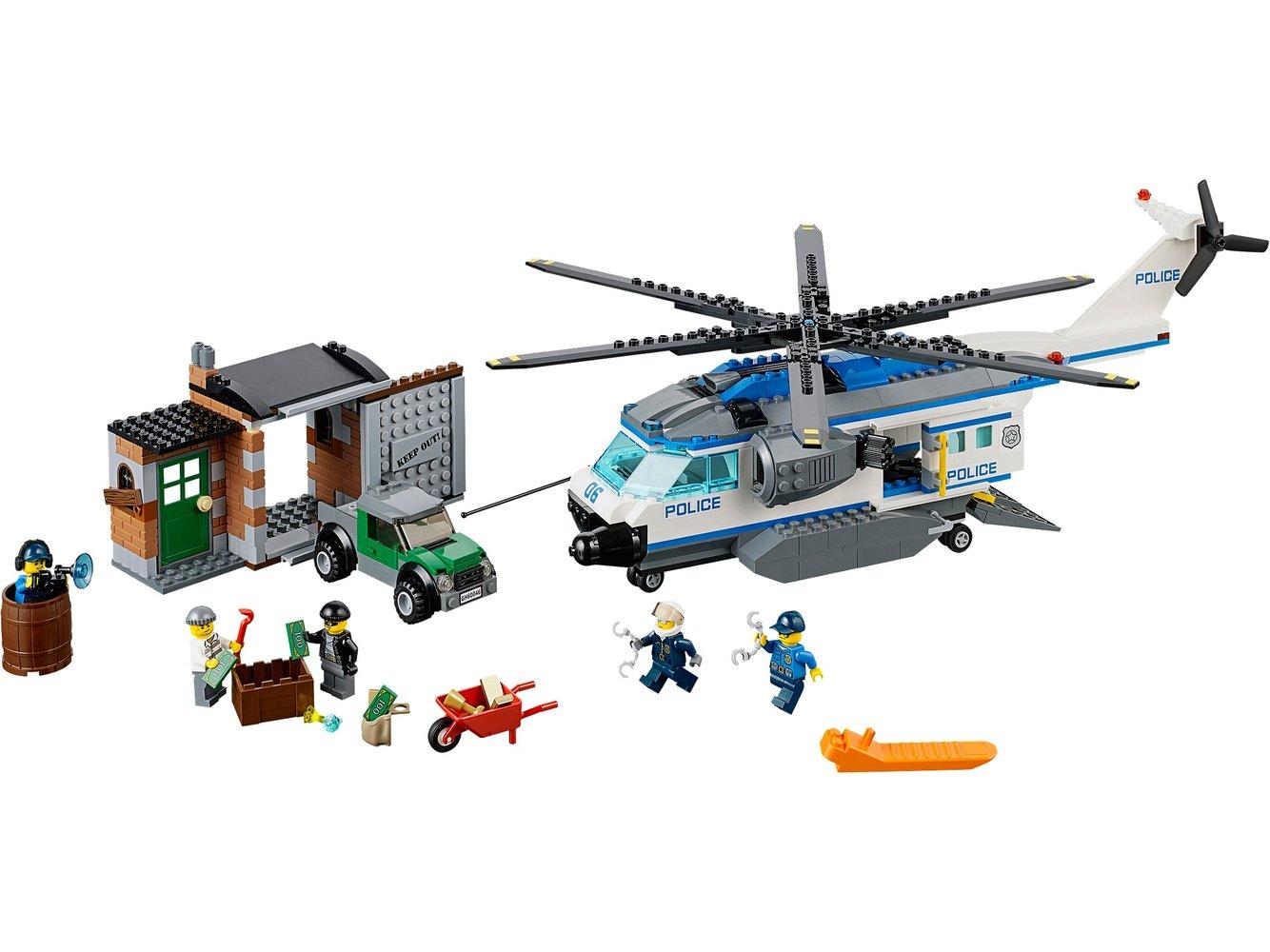 Helicopter Surveillance